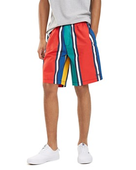 Tommy Jeans - Striped Basketball Shorts