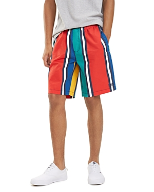 Tommy Jeans Striped Basketball Shorts