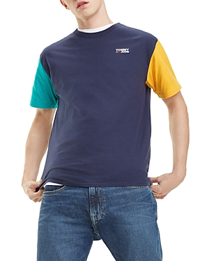 Tommy Jeans Color-Block Tee