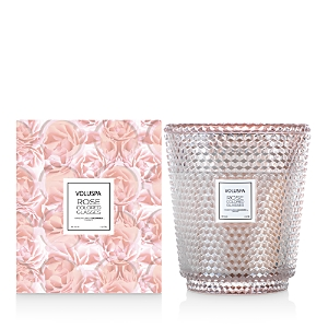 Voluspa Rose Colored Glasses Hearth Candle