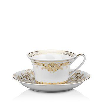 Versace - Versace Medusa Gala Teacup & Saucer