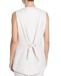 T Tahari - Knot-Back Vest