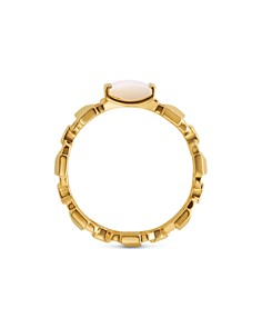 Michael Kors - Mercer Stacking Ring in 14K Gold-Plated Sterling Silver