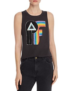 CHASER - Graphic Muscle Tee