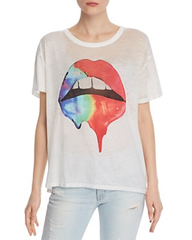 CHASER - Lips Graphic Tee
