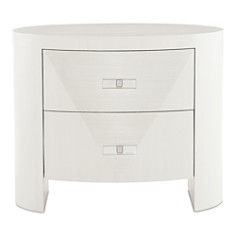 Bloomingdale's - Axiom Oval Nightstand