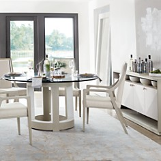 Bloomingdale's - Axiom Round Dining Table