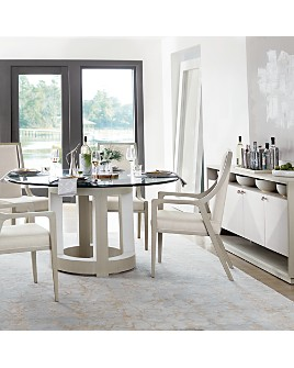 Bernhardt - Axiom Dining Collection