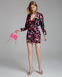 Ronny Kobo - Edrea Floral Mini Dress