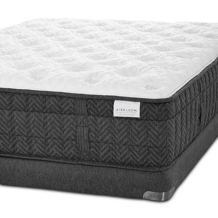 Aireloom - Beryl Plush Twin Mattress Only - 100% Exclusive