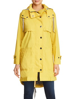 Fillmore - Annie Hooded High/Low Jacket