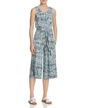 NIC and ZOE - Field Impression Print Jumpsuit