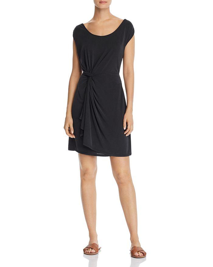 AQUA - Twist-Front Dress - 100% Exclusive