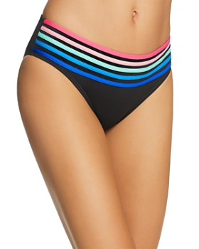 La Blanca - Spectrum of The Day Hipster Bikini Bottom
