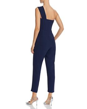 Adelyn Rae - Brooklyn One-Shoulder Jumpsuit