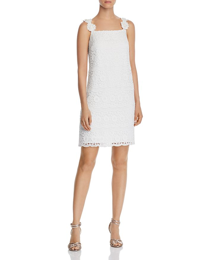 Laundry by Shelli Segal - Floral Lace Dress