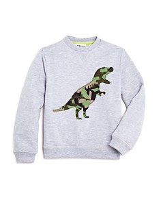 Mini Series - Boys' Dino Sweatshirt, Little Kid - 100% Exclusive