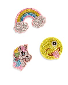 GiGi - Girls' Rainbow Bracelet Set - 100% Exclusive