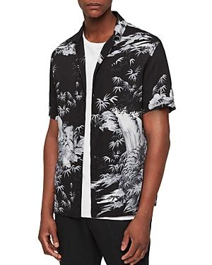 Allsaints T-shirts JAVA SLIM FIT SHIRT