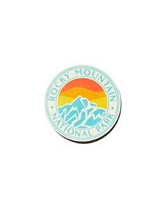Parks Project - Rocky Mountain Sticker