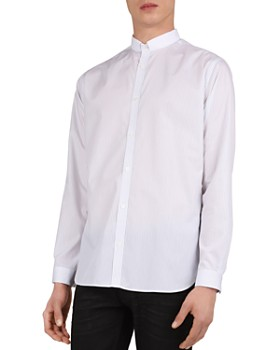 5933a1a6 The Kooples - Pinstripe Slim Fit Shirt ...