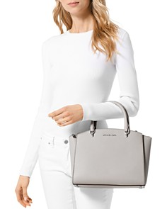 MICHAEL Michael Kors - Ellis Large Leather Satchel