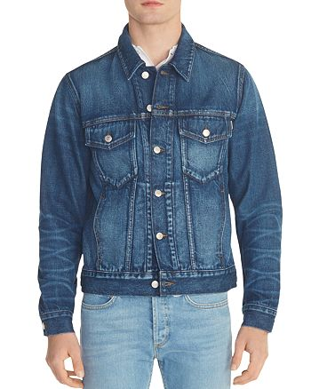 Sandro - America Washed Denim Jacket
