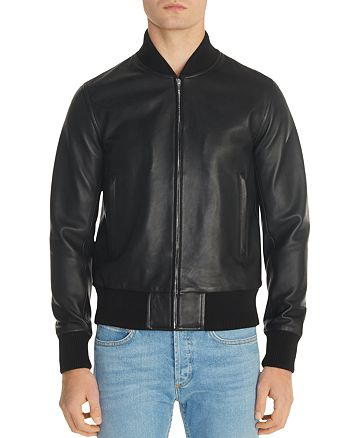 Sandro - Monaco Leather Jacket