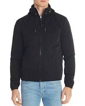 Sandro - Orion Tech Hooded Jacket