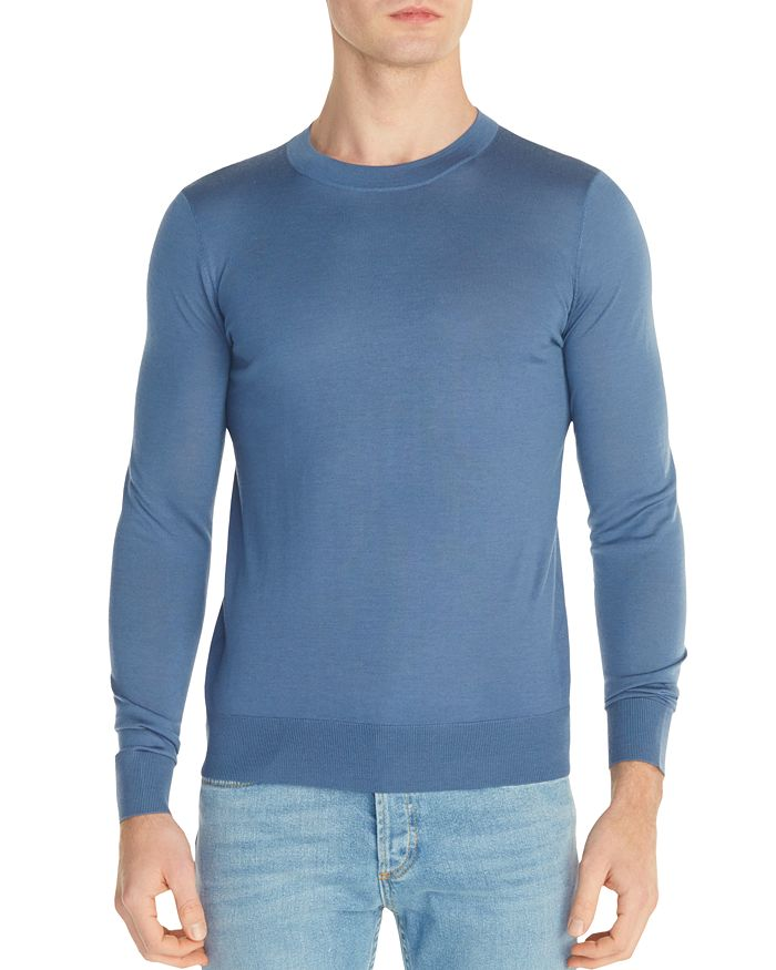 Sandro - Light Crewneck Sweater