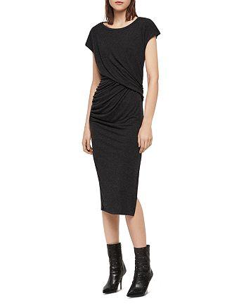 ALLSAINTS - Kasia Ruched Dress