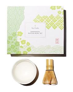 Tea Forte - Matcha Tea Set