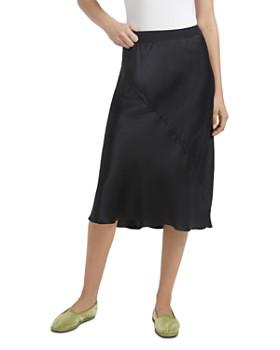 ATM Anthony Thomas Melillo - Silk A-Line Skirt