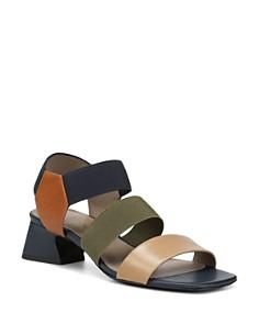Donald Pliner - Women's Britni Chunky Heel Sandals