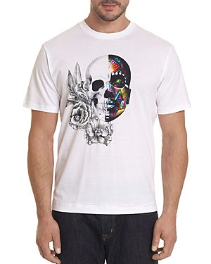 Robert Graham Bonehead Graphic Tee-Men