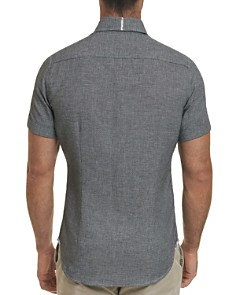 Robert Graham - Liam Short-Sleeve Houndstooth Classic Fit Shirt