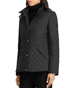 Ralph Lauren - Diamond Quilted Jacket