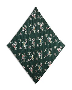 Ted Baker - Velda Flourish Pleated Diamond Floral Scarf