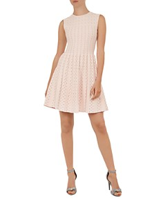 Ted Baker - Vellia Knit Skater Dress