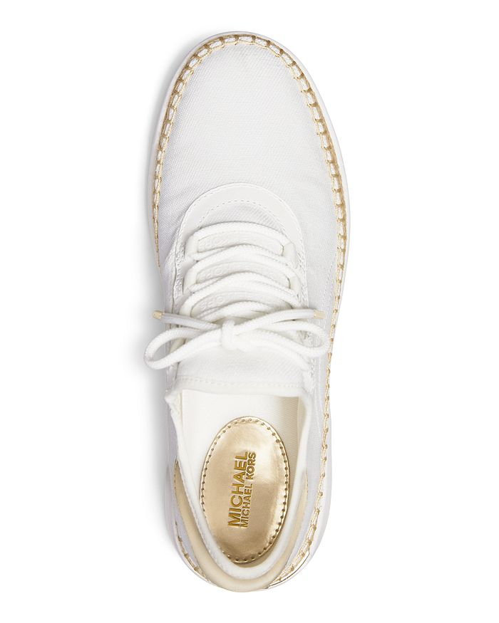 f4d2f8167ad9 MICHAEL Michael Kors - Women s Finch Lace-Up Sneakers