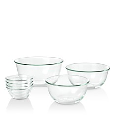OXO - 7-Piece Glass Bowl Set