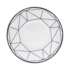 Prouna - Gem Cut Onyx Bread & Butter Plate