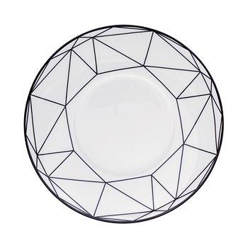Prouna - Gem Cut Onyx Bread & Butter Plate
