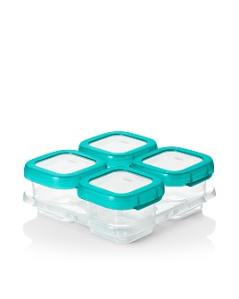 OXO - Tot 4-Piece Baby Blocks Freezer Storage Containers
