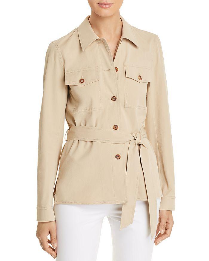 Lafayette 148 New York - John Belted Safari Jacket
