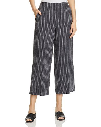 Eileen Fisher - Cropped Wide-Leg Pants