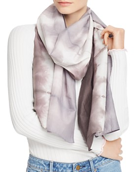 Eileen Fisher - Tie-Dyed Scarf