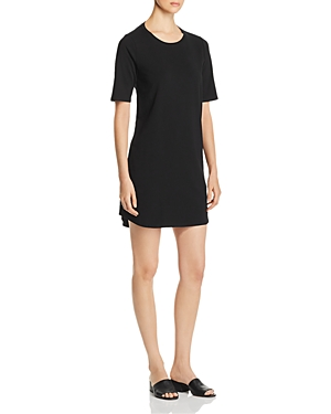 Eileen Fisher Dresses ROUND-NECK T-SHIRT DRESS