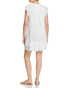 Poupette St. Barth - Sasha Pintuck Mini Dress