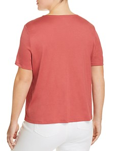 Eileen Fisher Plus - Short-Sleeve Top